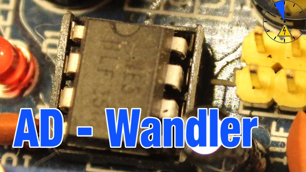 Wiegeverfahren - Sukzessive Approximation Analog Digital Wandler Umsetzer SAR Register
