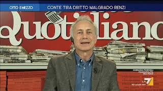 """La Profezia Di Marco Travaglio: """"conte? Escludo Che Diventi Il Leader Del M5s"""""""