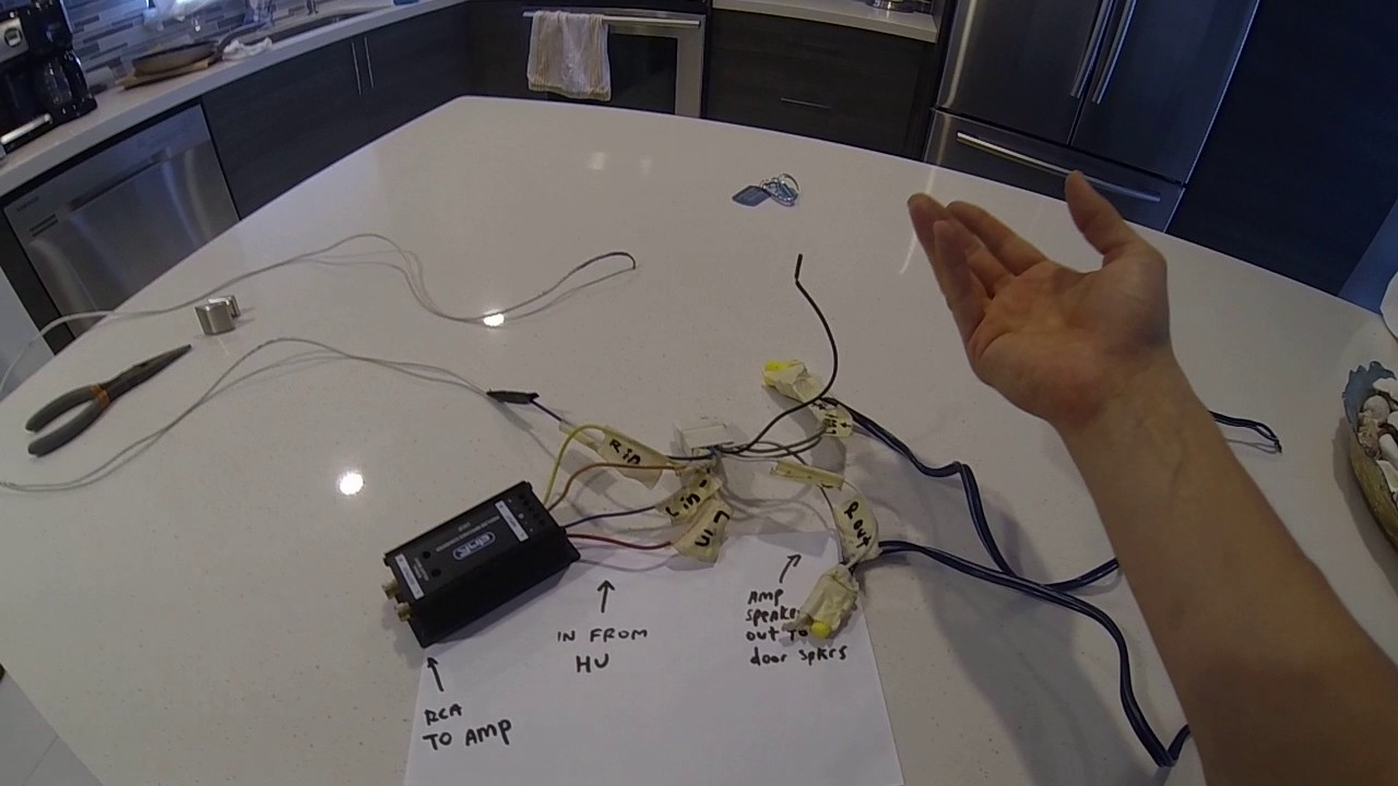 frs brz amp speaker wiring help [ 1280 x 720 Pixel ]