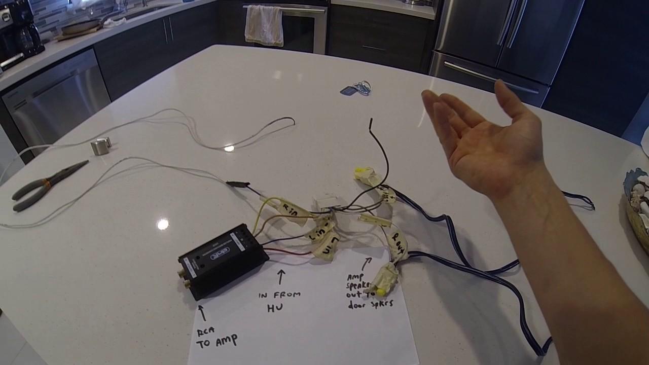 hight resolution of frs brz amp speaker wiring help