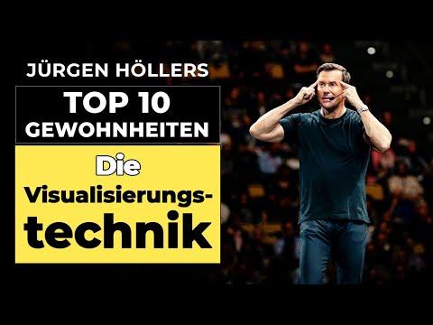 Jürgen Höllers Top 10 Gewohnheiten: Die Visualisierungstechnik (6/10)