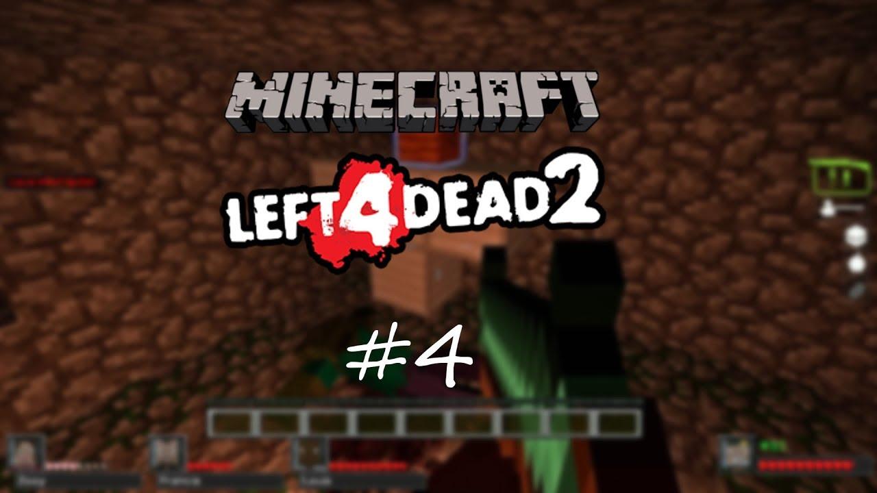карта майнкрафт left 4 dead #8