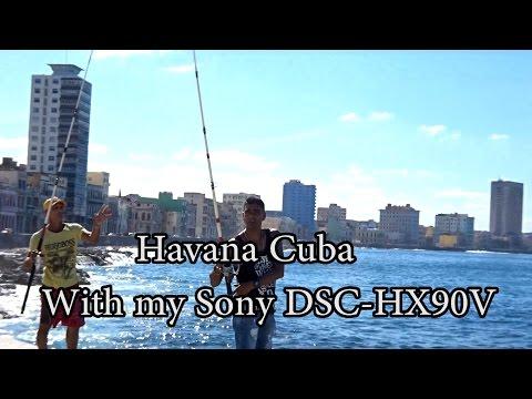 Havana Cuba with my Sony DSC-HX90V - Dec 2016
