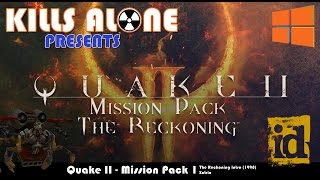 Quake II Mission Pack 1: The Reckoning (1998) Intro - Xatrix Entertainment
