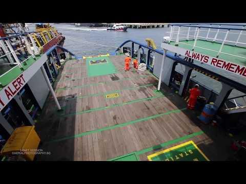 Ariosh Oshe 3 Anchor Handling Tug (AHT) Vessel