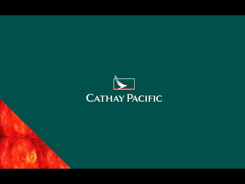 [BONUS] Cathay Pacific Boarding Music  國泰航空