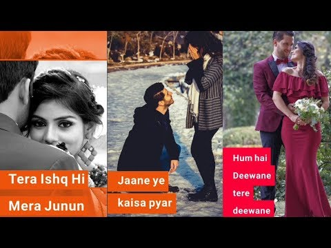 Hum Hai Deewane Tere deewane || Full Screen || Whatsapp sad ||
