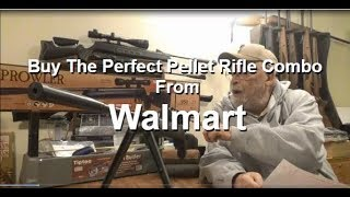 Buy The Perfect Pellet Rifle Combo From WALMART