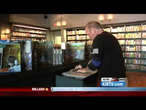 Omaha Comic Book Store Receives International Award