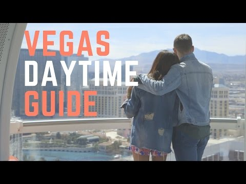 What to do in Vegas | Daytime City Guide (part 1) VLOG