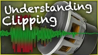 What is Clipping??  Understanding Amplifier Clipping & Clipped Signals