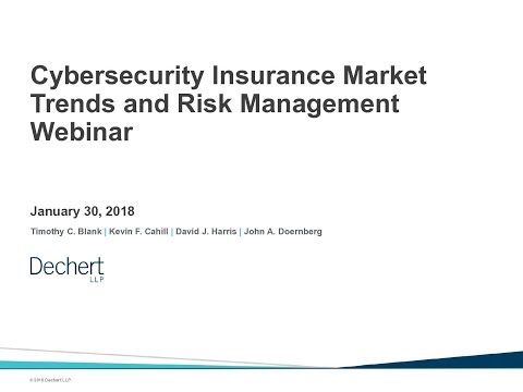 Cybersecurity Insurance Market Trends and Risk Management