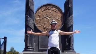 9,000 km across Europe by bike - Mauro Abbate...