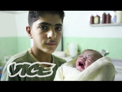 Ground Zero: Syria (Part 9) - Aleppo's Child Nurse