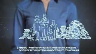 видео Страхование жизни. Пенсионное страхование