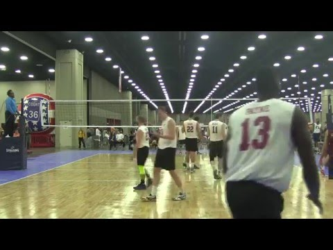 2016 NCVF Nationals Crossover Play - Virginia Tech A vs. UC San Diego A