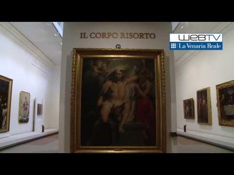 La Venaria Reale. Gesù, il corpo, il volto nell'arte.