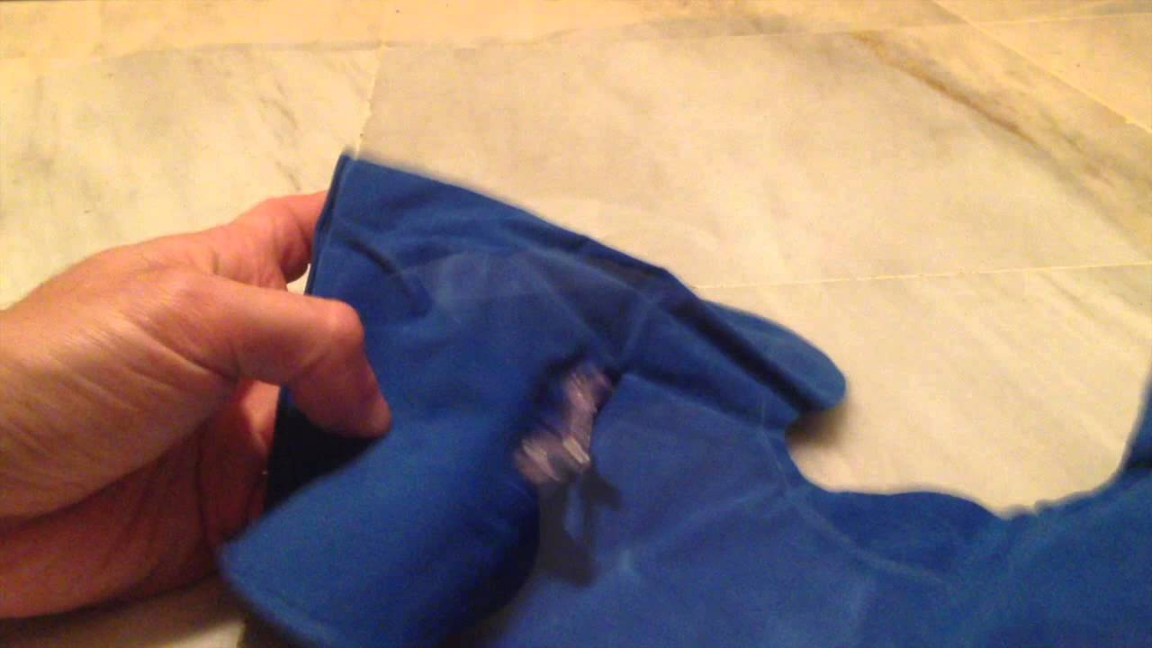 How to inflate the neck 53