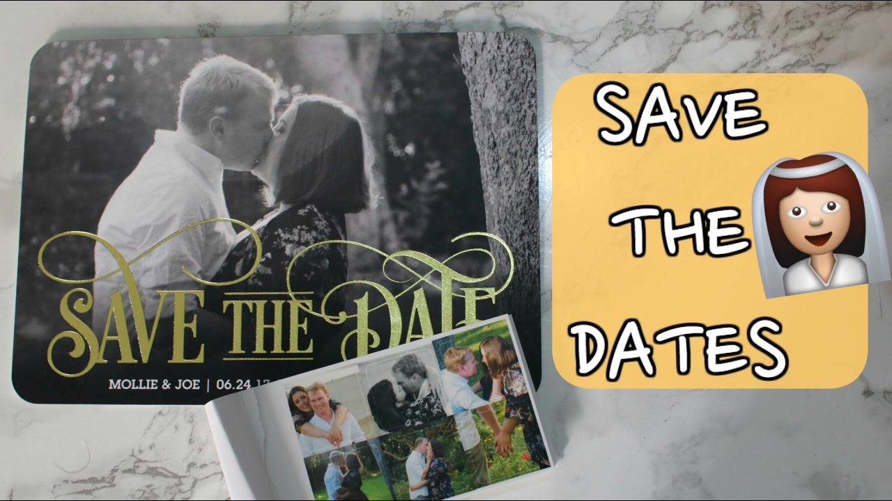 affordable save the dates