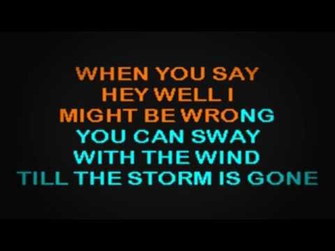 SC2148 08   Tucker, Tanya   Strong Enough To Bend [karaoke]