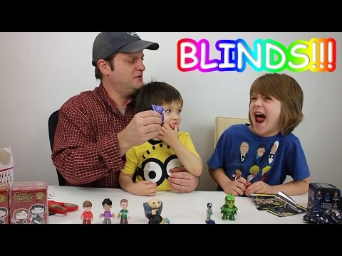 Opening Blinds (despicable me, big bang theory, doctor who) - Day 582 | ActOutGames