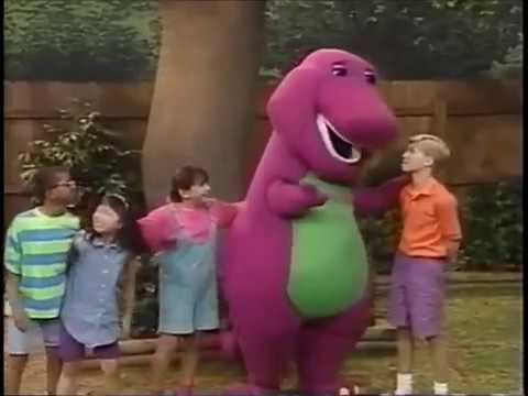 Barney I Love You Song (1993 Versions Mixed)