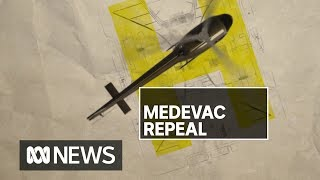 Government under fire over 'secret' medevac deal with Jacqui Lambie | ABC News