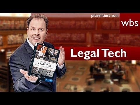 Legal Tech – Das neue Buch von Christian Solmecke   Rechtsanwalt Christian Solmecke