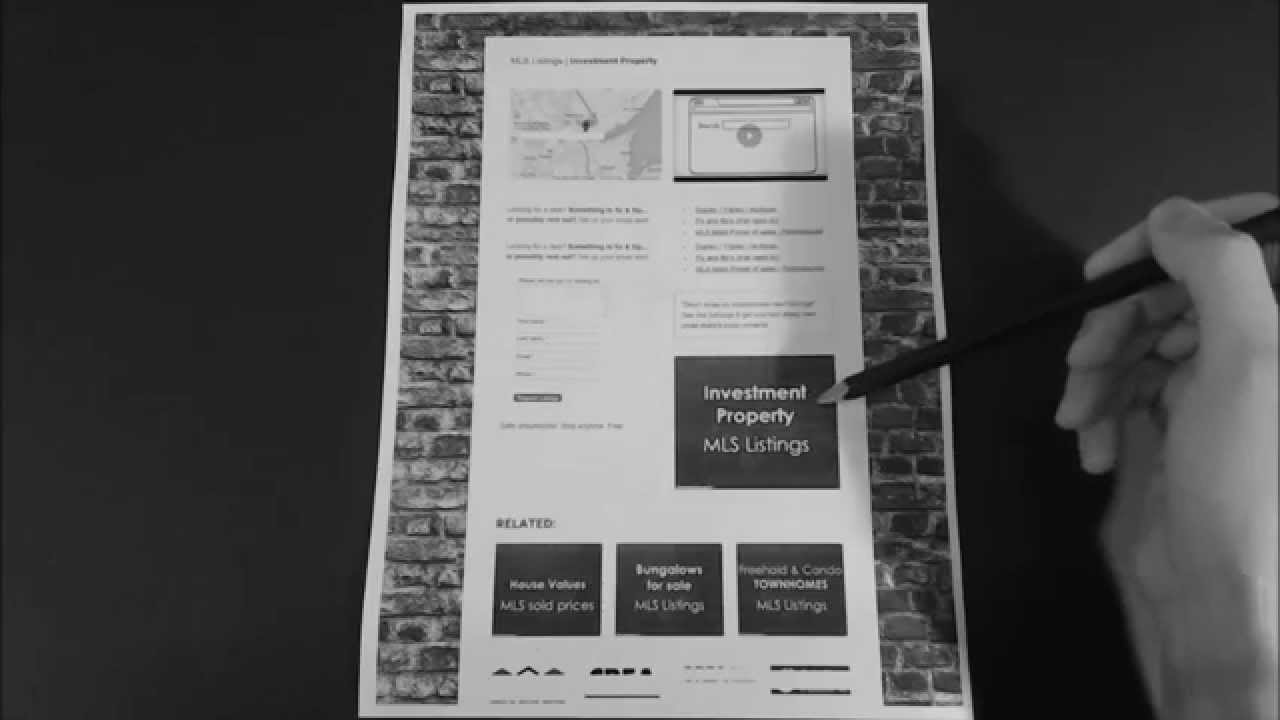 Landing pages for real estate leads: - YouTube