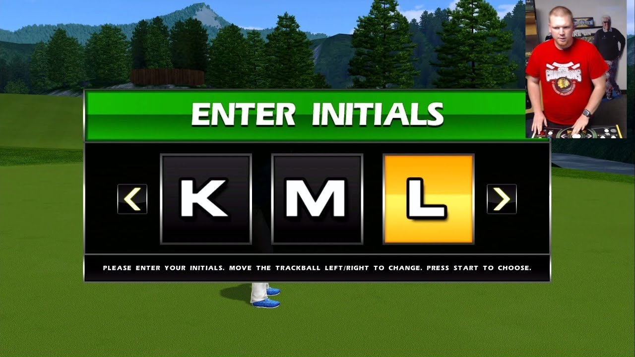 #GoldenTee 2020 - Freaky Courses in Casual Mode - Dream 18