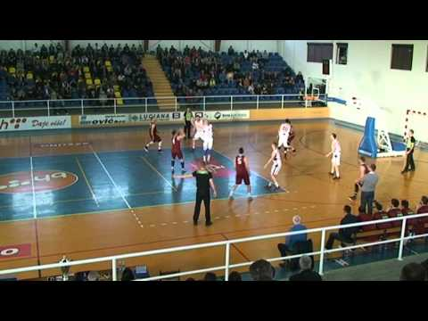 KK Lukavac - KK Bosna Royal ( play off)