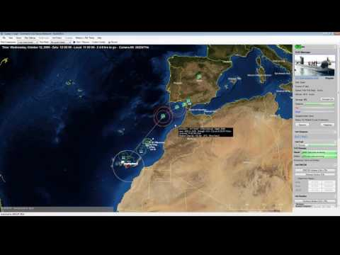 gRaider Live Streams Command: Modern Air/Naval Operations  - Part 1