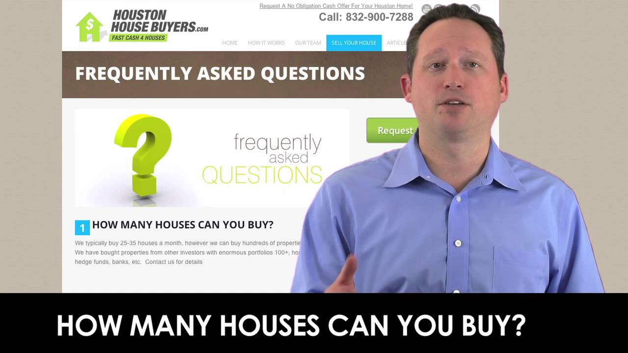 HOW MANY HOUSES CAN YOU BUY?