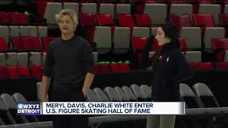 Meryl Davis, Charlie White enter U.S. Figure Skating Hall of Fame