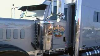 Badlands Trucking - Walk around - Peterbilt 379 - Large Car Mafia