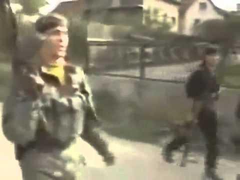Himna HVO (Hrvatsko Vijece Obrane) - YouTube