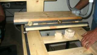Machine Quilting Frame Plans.flv