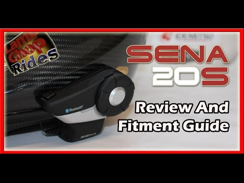 Sena 20S - Intercom Review / Installation Guide