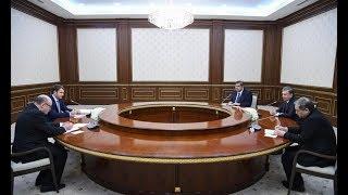 Президент Узбекистана принял министра экономического развития России