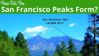 Welcome to the san francisco region of the social security administration. How Did The San Francisco Peaks Form Youtube