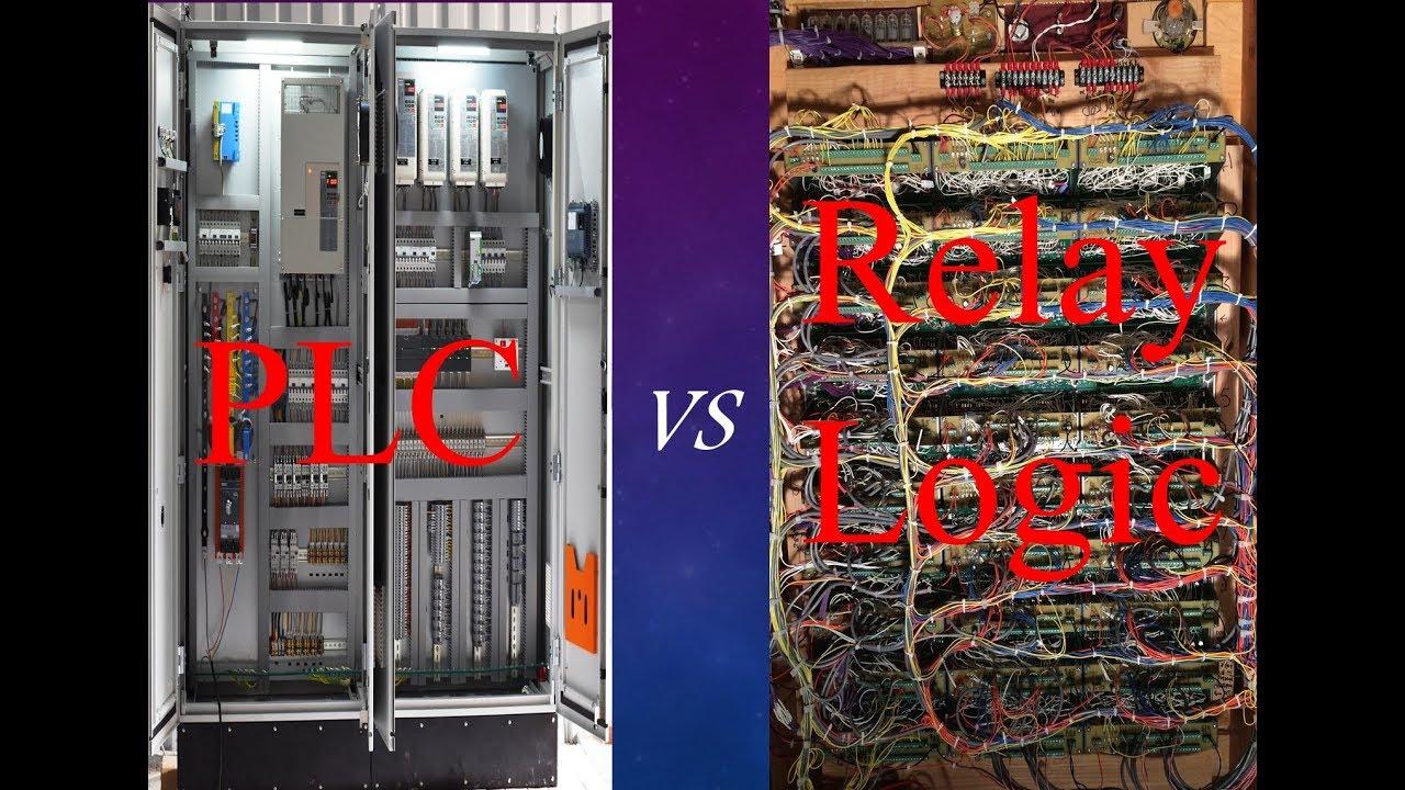 Разликата между програмируем логически контролер и реле
