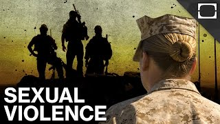How Bad Is Sexual Abuse In The U.S. Military?