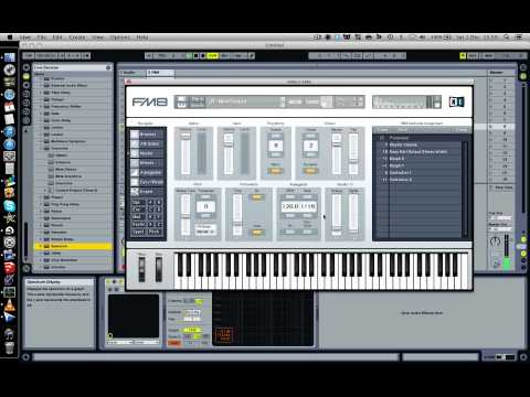 How to Make Synth Leads in FM8