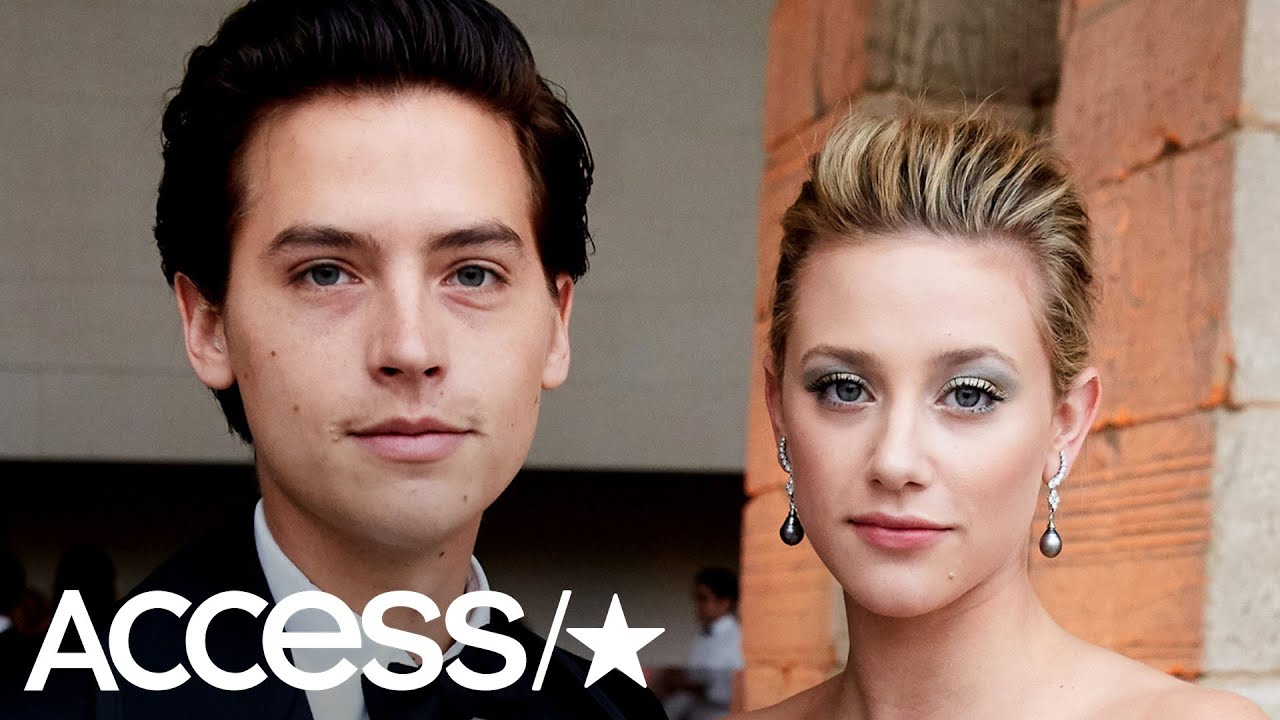 Riverdale co-stars Lili Reinhart and Cole Sprouse respond to break-up rumours