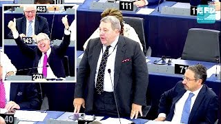 An enormous strike against freedom of speech on the internet - David Coburn MEP
