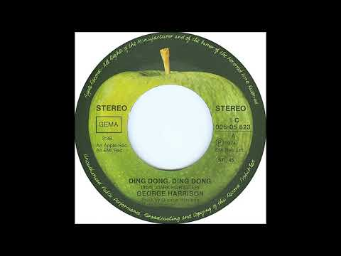 GEORGE HARRISON - DING DONG, DING DONG (aus dem Jahr 1974)