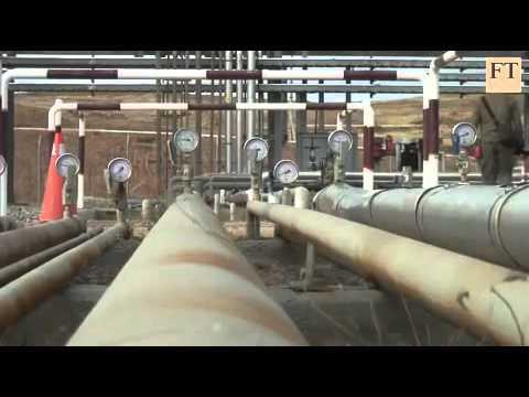 Boom Time for Iraqi Kurdistan 1 Million Barrels/Day