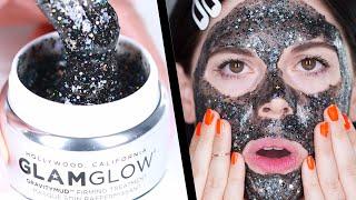 We Tried Glamglow's Glitter Mask Mp3
