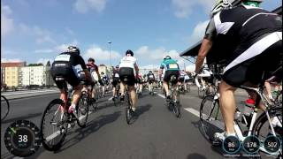 Velothon Berlin 2016 -120 km aus Startblock A