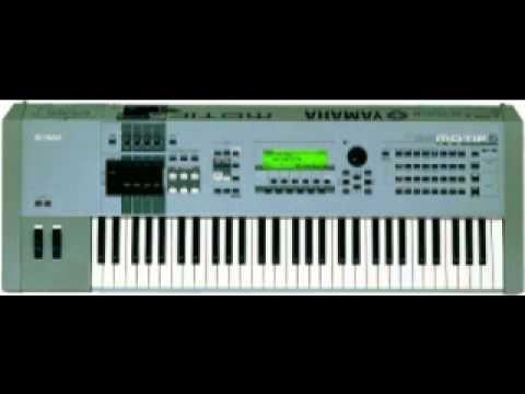 Elvis King - Set za Yamaha Motif ES6